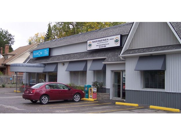 Storefront Canopies Ontario | Commercial & Architectural ...