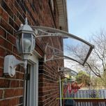 Polycarbonate Awnings – Pearl
