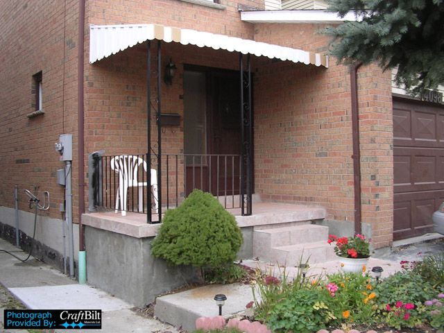 Patio Awnings Ontario | Aluminum Awnings & Shelters ...