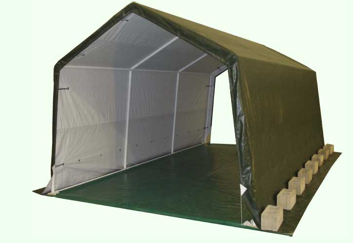 Green Replacement Universal Carport Cover