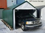 Green MP Econo Garage - Single Carport