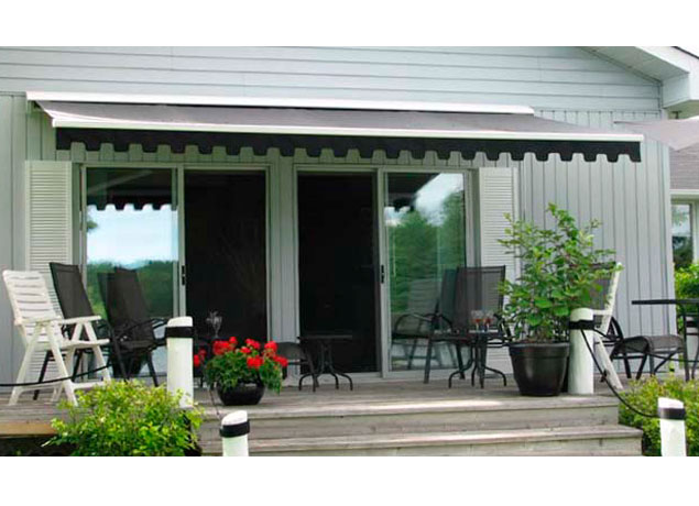 Residential awning 7