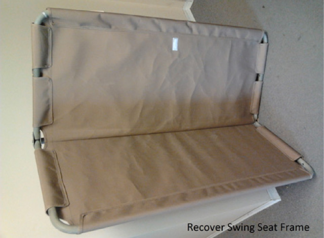 Recover Swing Seat Frame
