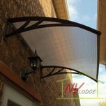 Polycarbonate Awnings – Onyx or Sapphire
