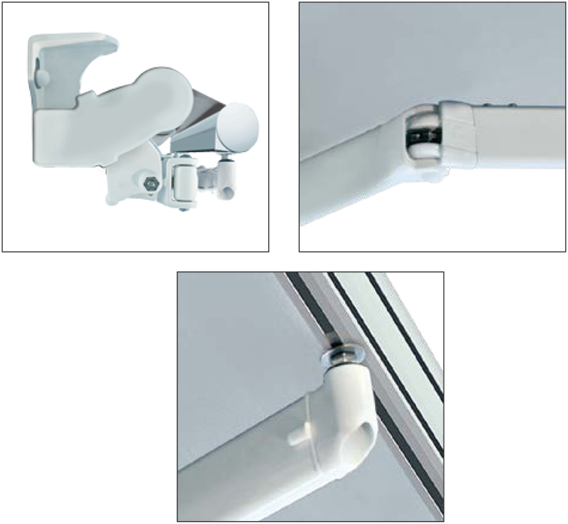 Awnings mechanism