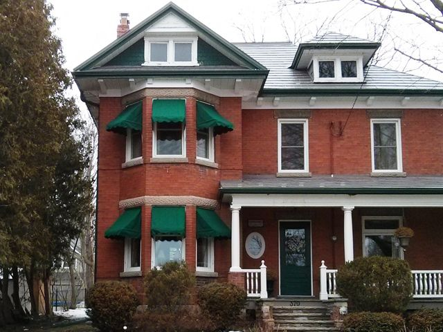 Entrance Canopies Ontario | Residential Awnings | Barrie ...