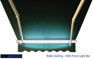 Florescent Front Light Bar