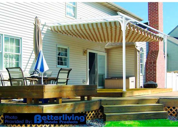 Residential awning 5