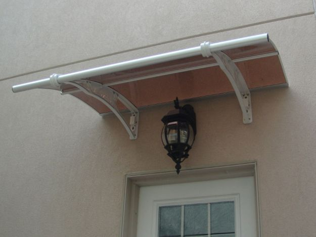 Polycarbonate Awnings